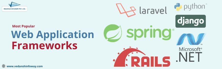 6 Most Popular Web Application Frameworks (1)