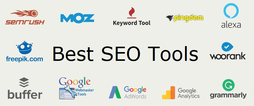 Top 7 SEO Tools -
