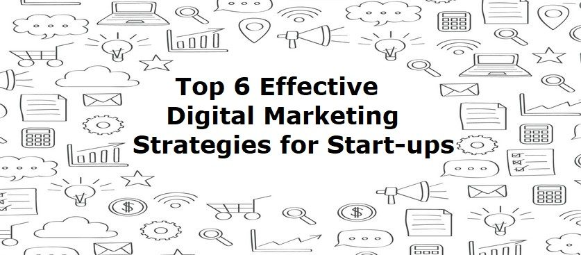 digital marketing strategies for start-ups